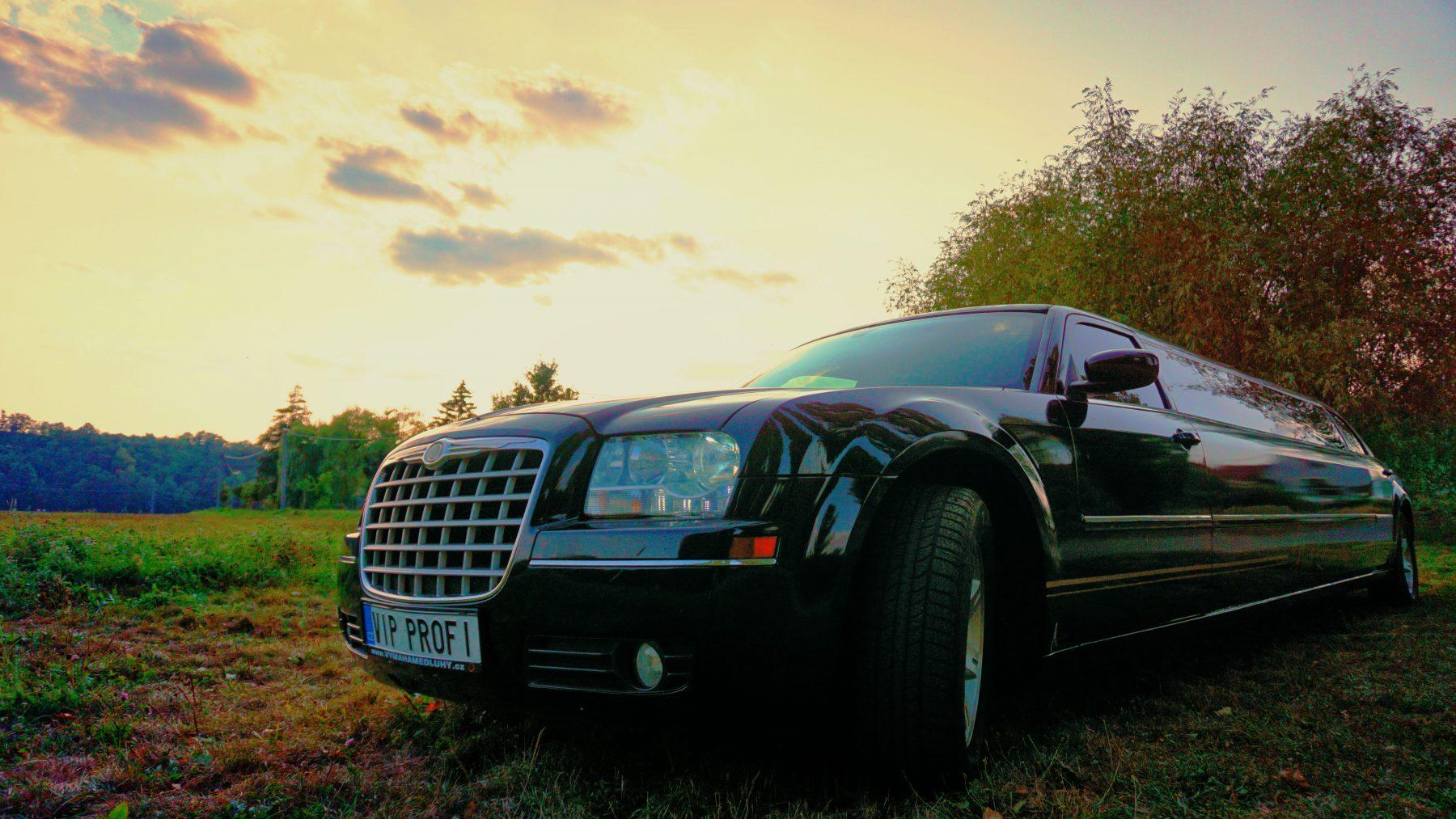 Limuzína Chrysler
