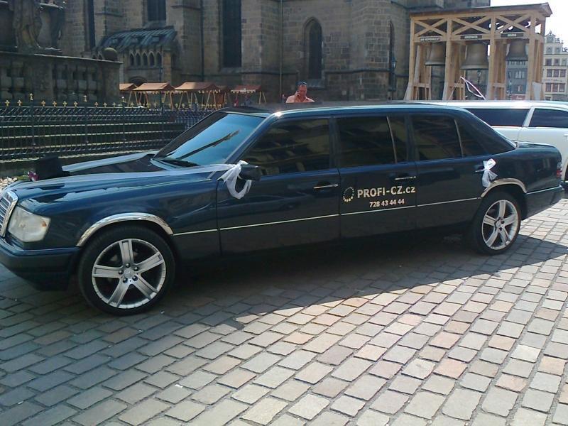 Mercedes-Benz Pullman